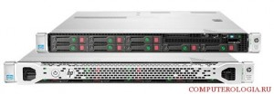 DL380p Gen8 и HP ProLiant DL360p Gen8