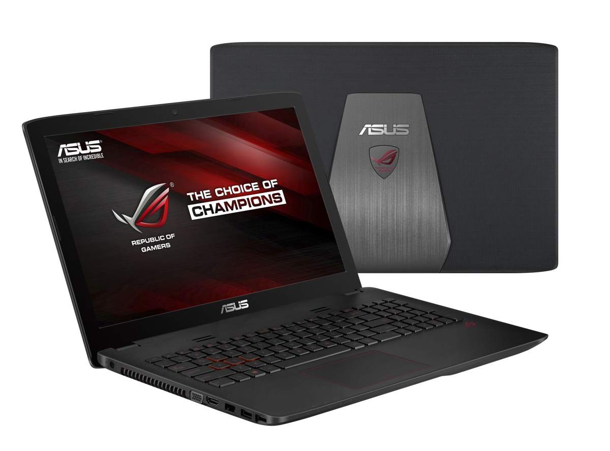 Asus Republic of Gamers