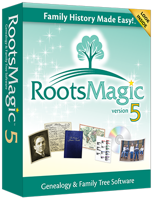 RootsMagic Essentials
