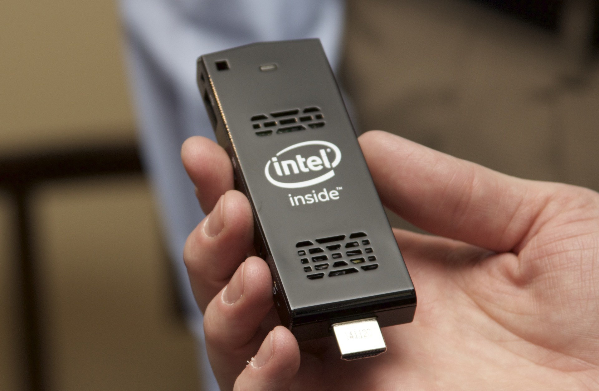 Обзор микрокомпьютера Intel Compute Stick: Windows-ПК в кармане