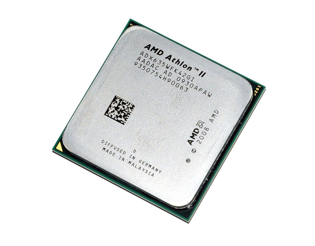 AMD Athlon II X4 635 для Socket AM3