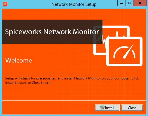 Spiceworks Network Monitor