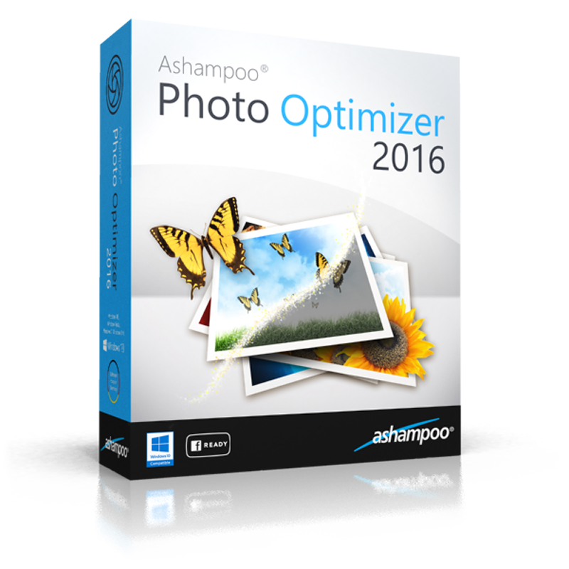 Ashampoo photo optimizer 2017
